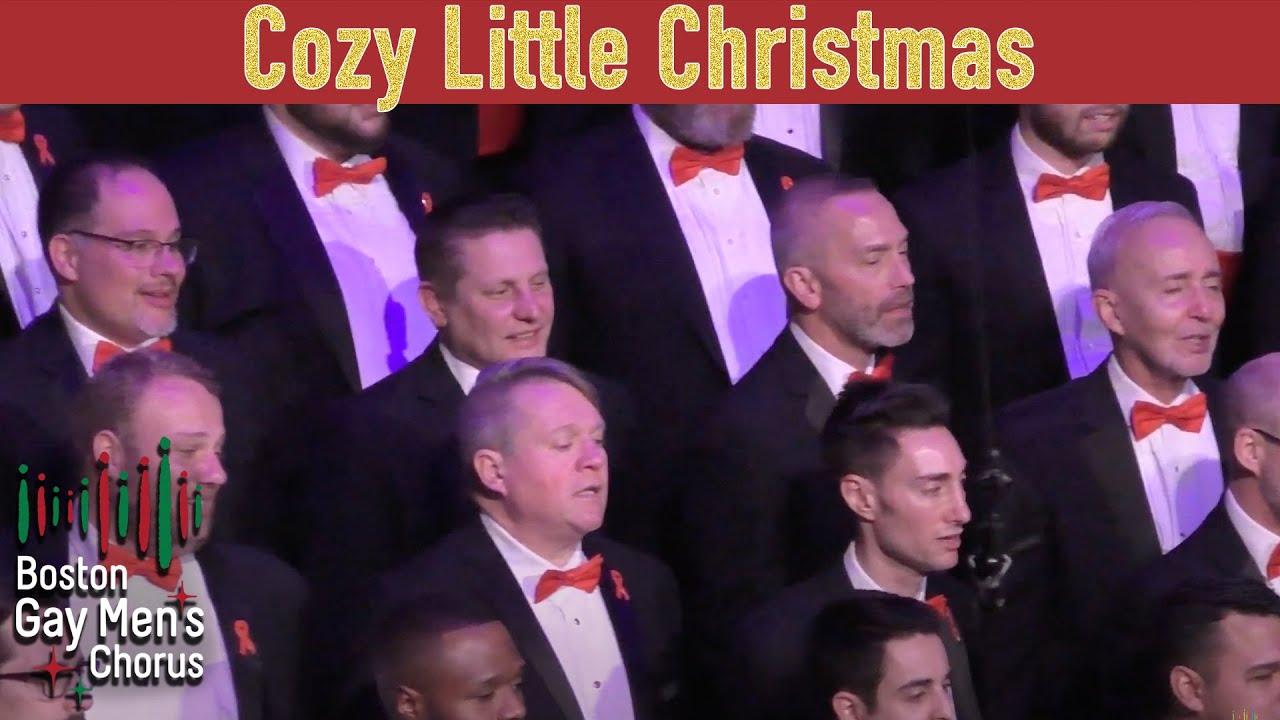 Boston gay men's choir christmas
