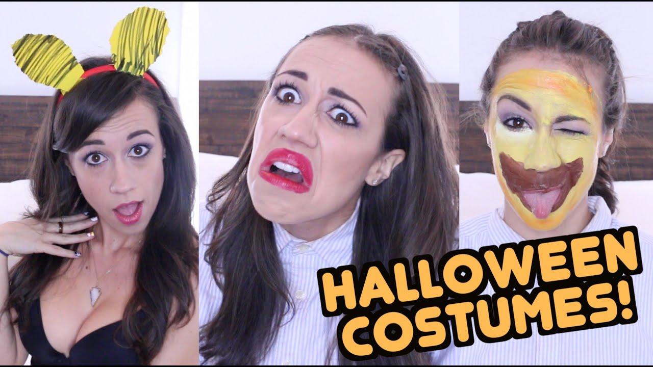 last minute halloween costume ideas youtube - Last Minute Costume Ideas For Halloween