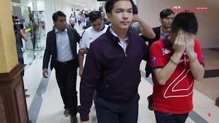 Three Sarawakian businessmen fined, jailed