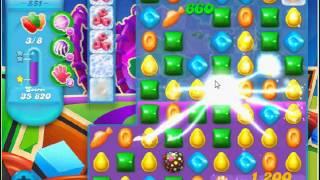 Candy Crush Soda Saga level 551