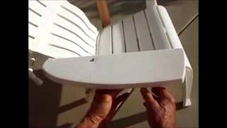 Diy Convert Adirondack Chair To Full Recliner