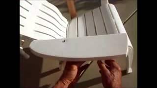 Diy Convert Adirondack Chair To Full Recliner