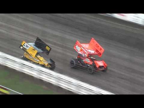 Knoxville Raceway 8-3-17 heat 1