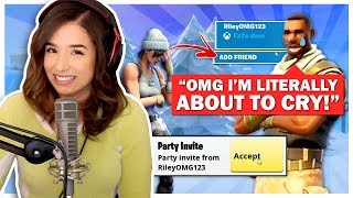 Download Poki makes 12 Year Old CRY on Fortnite **KID FREAKS OUT** Mp3 and Videos