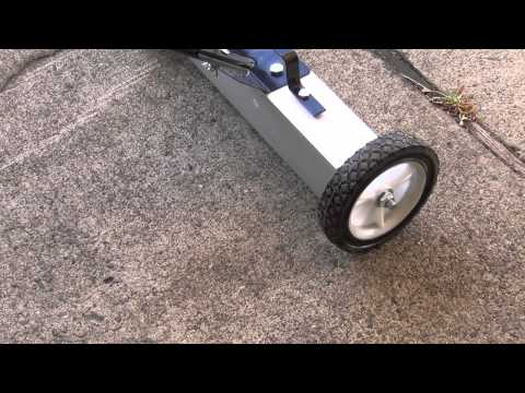 Harbor Freight - Magnetic Sweeper