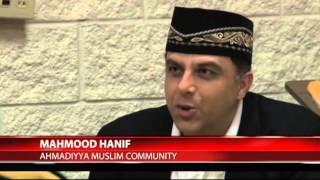 FiosNews: Old Bridge Ahmadiyya Muslim community prays for peace after mass shooting