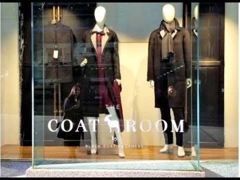 Black Goat Cashmere Launches 'The Coat Room' Concept Store