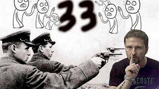 "Легенды СССР. Мрачная цифра  ""33"""