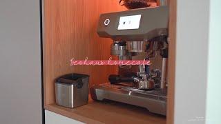 Seohaushomcafe-딸이랑 집콕 홈카페 즐기기 …