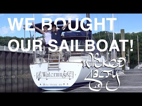 BUYING A SAILBOAT - The Entire Process להורדה