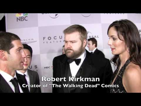 Thumbnail: 'The Walking Dead' cast at NBC's 2011 Golden Globes Party