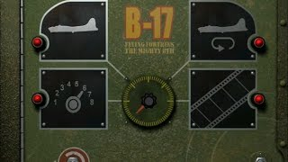 B-17 Flying Fortress: The Mighty 8th gameplay (PC Game, 2000)