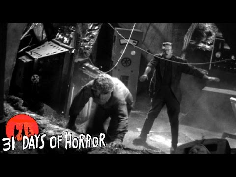 FRANKENSTEIN MEETS THE WOLFMAN (1943) Movie Review