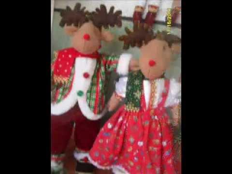 Mu ecos de navidad 2011 youtube - Munecos de navidad ...