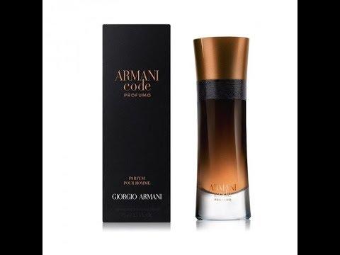 Парфюм Giorgio Armani Code Profumo