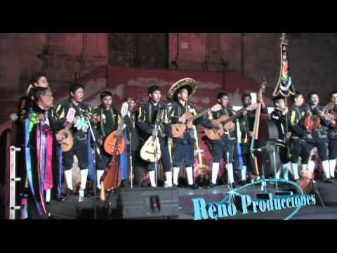Estudiantina Univ  de Gto  Cervantino 2012 Reno Producciones