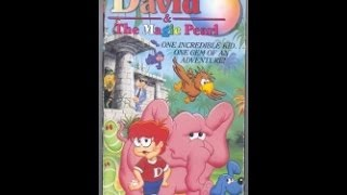 Trailers From David And The Magic Pearl 1989 VHS