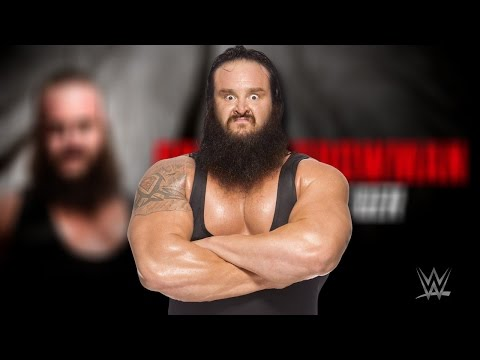 Braun Strowman 2nd WWE Theme Song For 30 minutes - I Am Stronger