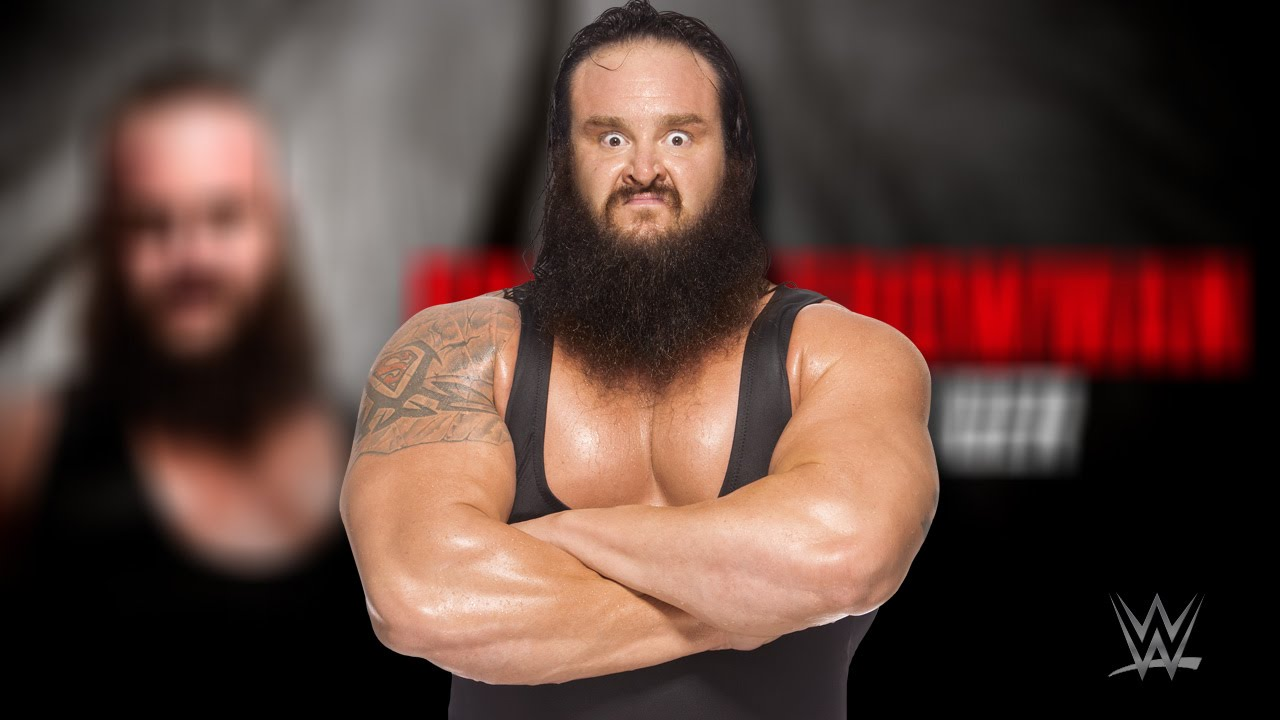 Braun strowman 2nd wwe theme song for 30 minutes i am stronger youtube - Braun strowman theme ...