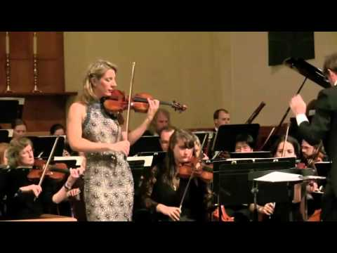 Elizabeth Pitcairn-Barber Violin Concerto-3rd Movement, TOCCATA 9-17-1