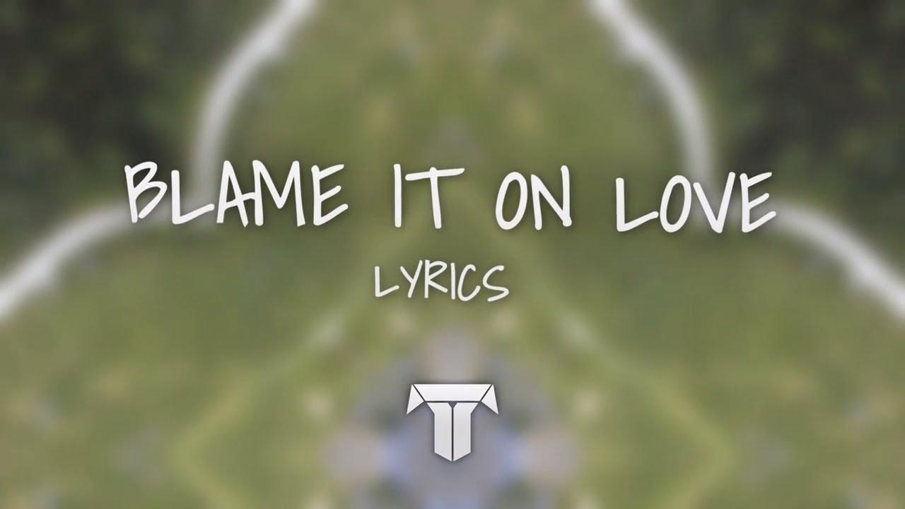 David Guetta - Blame It On Love (Lyrics) (feat. Madison Beer)