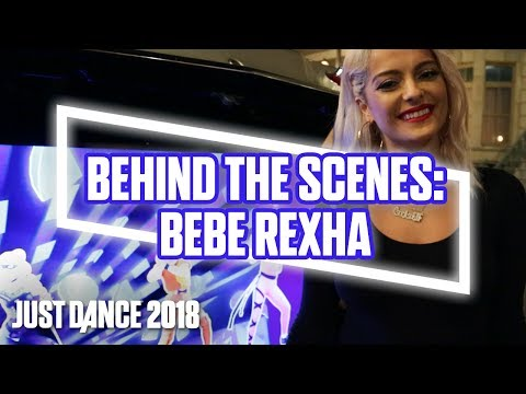 Just Dance 2018: Behind The Scenes Of Bebe Rexha's New Music Video [US]