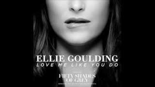 Ellie Goulding Love Me Like You Do (FL Studio remake)