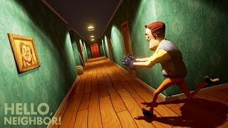 Hello Neighbor - New Demo Gameplay | In the Basement thumbnail