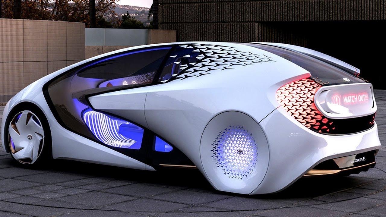 7 voitures du futur que vous ne croirez pas existent youtube. Black Bedroom Furniture Sets. Home Design Ideas