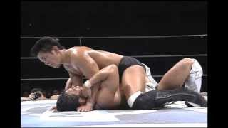 1996.9.6 PANCRASE 『Minoru Suzuki vs Keiichirou Yamamiya』