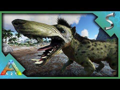 ANDREWSARCHUS TAMING + BREEDING! - Ark: Jurassic Park [E20]