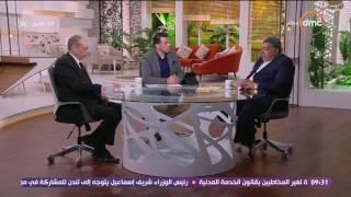 8 الصبح - حوار مع م/عمرو حجازي والنائب معتز محمد محمود حل مشاكل قانون الإيجار القديم