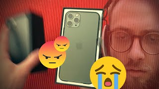 Gambar cover iphone 11 pro unboxing TOTO APPLE UŽ PREHNAL 😠 😠 !!