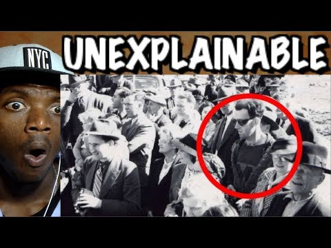 10 Possible EVIDENCE OF TIME TRAVEL Throughout History!