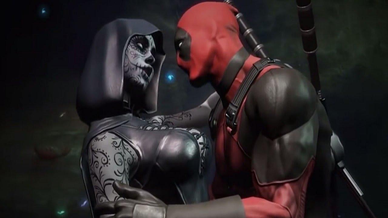 Deadpool And Lady Death DEADPOOL - #6 - Amor d...