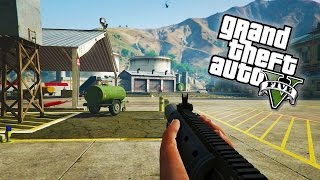 GTA 5 PS4 - Free Roam Gameplay LIVE #3! Next Gen GTA 5 PS4 Gameplay! (GTA V)