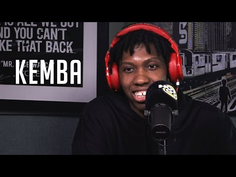 Who is this guy, Kemba, on Real Late with Peter Rosenberg?