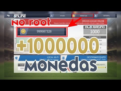 Dream League Soccer 2017 Hack (GLITCH: NO ROOT, NO DOWNLOADS) COINS & STADIUM UPGRADES HD
