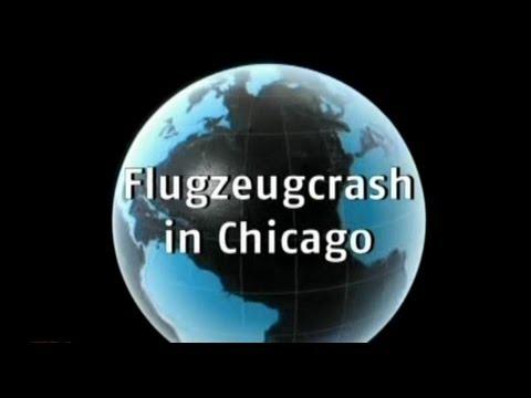 Sekunden Vor Dem Unglück - Flugzeugcrash In Chicago 1979