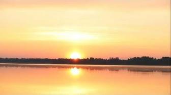 Auringonnousu ja -lasku Vimpelissä 2016