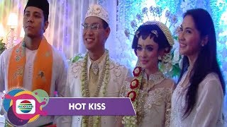 Download Video David Nurbianto, Asyiknya Penganten Baru - Hot Kiss MP3 3GP MP4