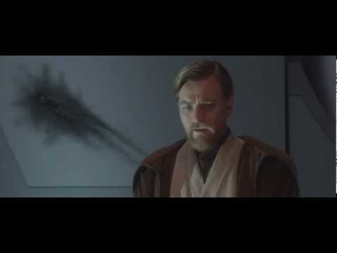 Star Wars || Obi-Wan Kenobi - Bleeding Out