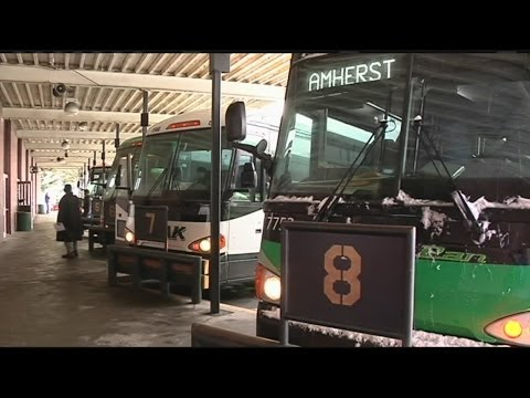 After cancellations, a busy day for Peter Pan buses