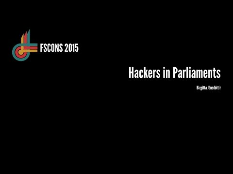 Hackers in Parliaments