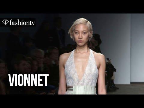 Vionnet Spring/Summer 2014 | Paris Haute Couture Fashion Week | FashionTV