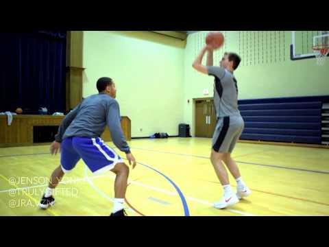Jenson Yonker - Class of 2019 - Chagrin Falls High School - Workout w/Coach O