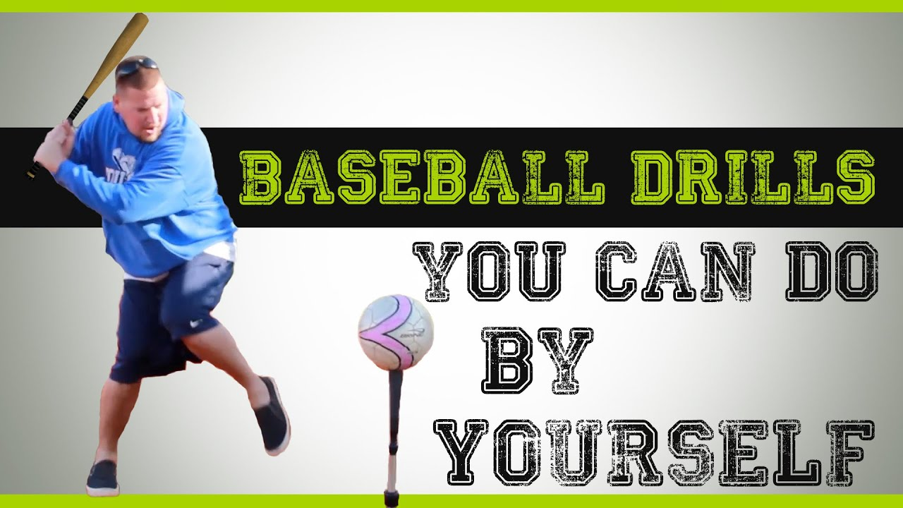 The 10 Best Ways To Practice Baseball Alone - Best Baseball