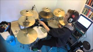 Second Hand Heart Ben Haenow Ft Kelly Clarkson drum cover