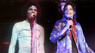 Michael Jackson — I Want You Back   Evolution (1971-2009)