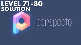 Perspecto - Level 71 to 80 Solution and Walkthrough